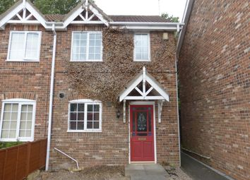 Thumbnail 2 bed property to rent in Frampton Gardens, Littleover, Derby
