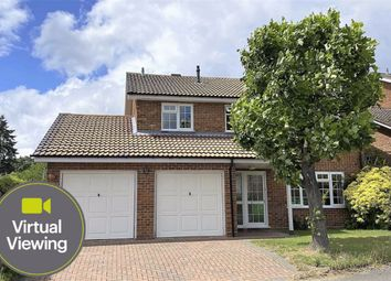 Thumbnail 4 bed detached house for sale in Cotefield Drive, Leighton Buzzard