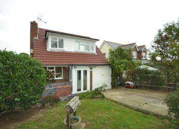 Thumbnail 3 bed detached house for sale in Seabourne Road, Bexhill-On-Sea