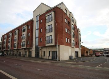 Thumbnail 2 bed flat for sale in Brown Square, Belfast