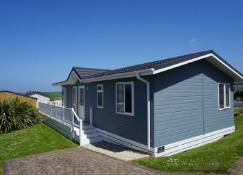 Thumbnail 3 bed property for sale in Ocean Cove Holiday Park Bossiney, Tintagel