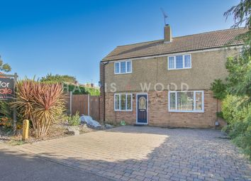 Thumbnail 3 bed end terrace house for sale in Timsons Lane, Chelmsford
