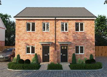 "Thumbnail 3 bed property for sale in ""The Dalby"" at St. Marys Road, Swanley"