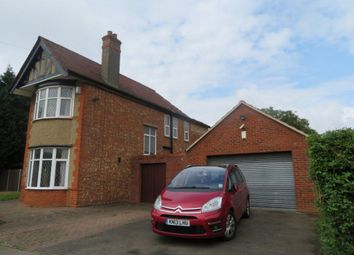 Thumbnail 5 bed detached house to rent in Elmfield Road, Dogsthorpe, Peterborough