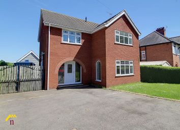 Thumbnail 4 bed detached house to rent in North Road, Retford