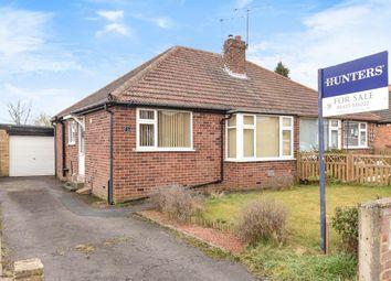 Thumbnail 2 bed semi-detached bungalow for sale in Kirkham Place, Harrogate