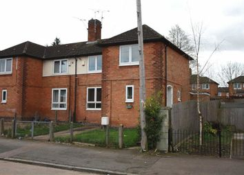 Thumbnail 3 bed semi-detached house for sale in Winforde Crescent, Leicester
