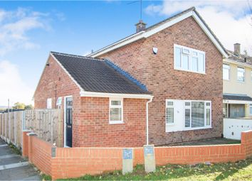 Thumbnail 3 bed semi-detached house for sale in Cotswold Avenue, Duston