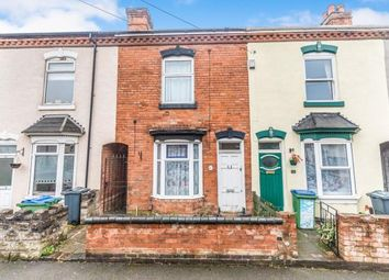 Thumbnail 2 bed terraced house for sale in Ethel Street, Smethwick, Birmingham, West Midlands
