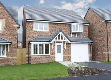"Thumbnail 4 bedroom detached house for sale in ""Tetbury"" at Stanley Close, Corby"