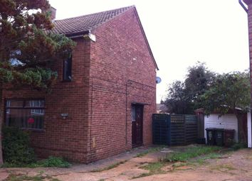 Thumbnail 3 bed semi-detached house for sale in Rowelfield, Luton