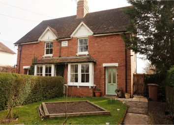 Thumbnail 3 bed semi-detached house for sale in Rock Hill Road, Ashford