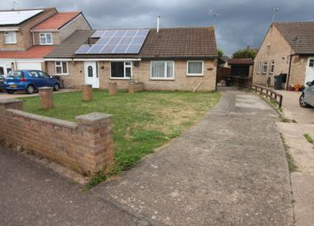 Thumbnail 2 bed bungalow to rent in Trevino Drive, Leicester