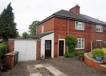 Thumbnail 2 bed semi-detached house for sale in West Street, South Kirkby, Pontefract