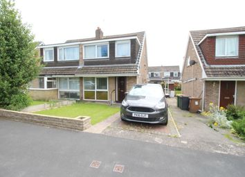 Thumbnail 3 bed semi-detached house for sale in Ashfield, Fulwood, Preston