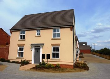 Thumbnail 3 bed semi-detached house to rent in Gaius Croft, Milton Keynes