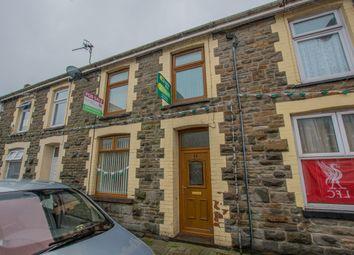 3 bed terraced house for sale in Wyndham Street, Treherbert CF42