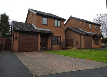 Thumbnail 3 bed detached house for sale in Fernleigh, Leyland