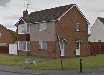 Thumbnail 2 bedroom maisonette for sale in Northumberland Avenue, Nuneaton