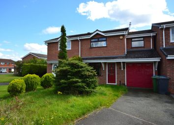 Thumbnail 3 bed semi-detached house for sale in Leasowe Drive, Perton, Wolverhampton