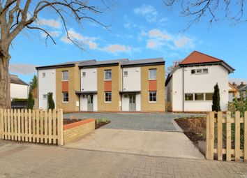 Thumbnail 3 bed end terrace house for sale in Cowper Road, Bromley