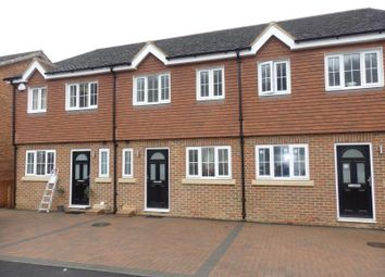 Thumbnail 3 bed terraced house to rent in Garibaldi Road, Redhill