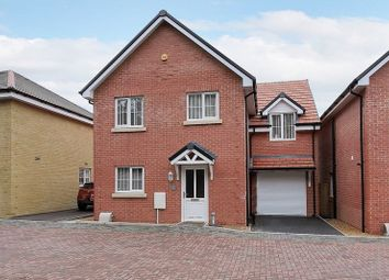 Thumbnail 4 bed detached house for sale in Rose Drive, Ludgershall, Nr Andover