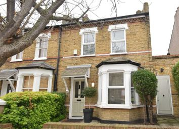 Thumbnail 3 bed end terrace house for sale in Hardy Road, London