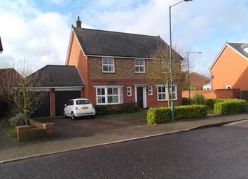 Thumbnail 4 bed detached house to rent in Notley Green, Great Notley, Braintree