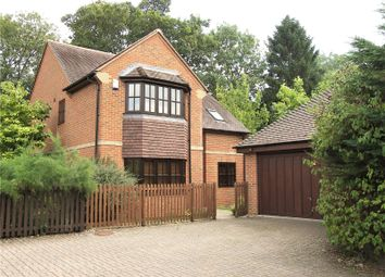 Thumbnail 4 bed detached house to rent in Peppard Road, Emmer Green, Reading, Berkshire