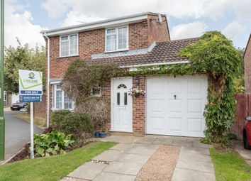 Thumbnail 3 bedroom detached house for sale in Timber Mill, Southwater, Horsham