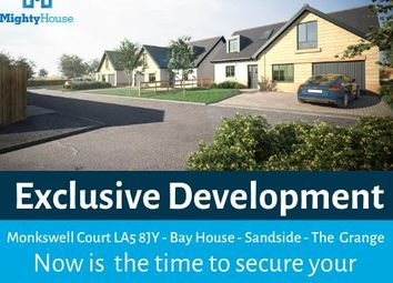 Thumbnail 4 bed detached bungalow for sale in Bay House, Monkswell Court, Bolton Le Sands, Carnforth