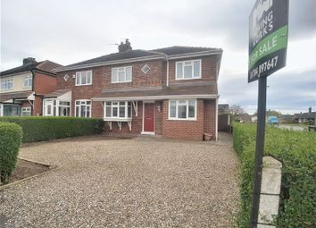 Thumbnail 3 bed semi-detached house for sale in Trevor Road, Burscough, Ormskirk