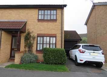 Thumbnail 3 bed semi-detached house for sale in Tattershall Drive, Market Deeping, Peterborough