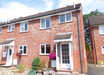 Thumbnail 2 bed end terrace house for sale in Blackwater Mews, Totton