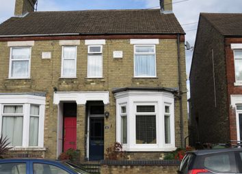 Thumbnail 4 bedroom semi-detached house for sale in Regents Court, Princes Street, Peterborough