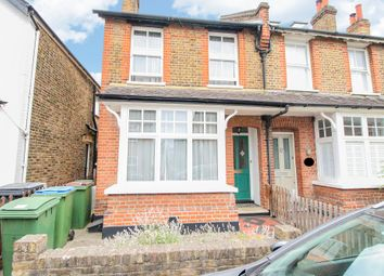 Thumbnail 2 bedroom semi-detached house for sale in Weston Road, Thames Ditton, Surrey