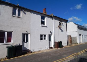 Thumbnail 2 bedroom terraced house for sale in West Street, Eastbourne