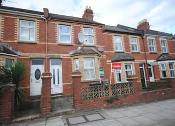 Thumbnail Terraced house for sale in Pinhoe Road, Exeter