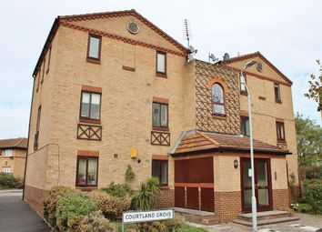 Thumbnail 2 bed flat for sale in Courtland Grove, Thamesmead, London