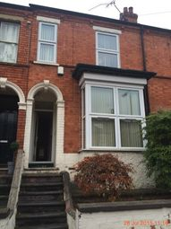 Thumbnail 5 bedroom terraced house to rent in Richmond Road, Lincoln