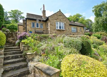 Thumbnail 4 bed detached bungalow for sale in Bar House Lane, Keighley