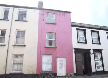 Thumbnail 3 bedroom terraced house to rent in New Street, Torrington