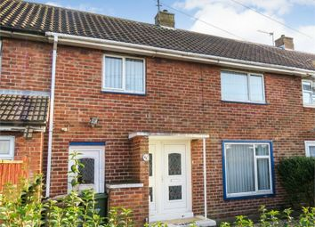 Thumbnail 3 bed terraced house for sale in Blankney Crescent, Lincoln