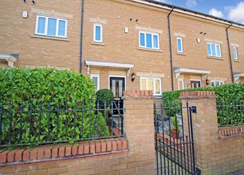 Thumbnail 4 bed town house for sale in Woolston Close, Northampton