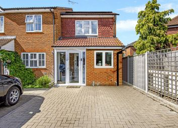 Thumbnail 2 bed semi-detached house for sale in Ripley, Woking, Surrey