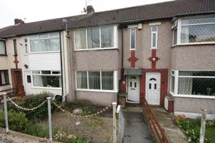 Thumbnail 3 bed terraced house to rent in Nursery Road, Guiseley