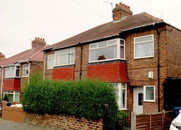 Thumbnail 3 bedroom property for sale in Three Bedroom Semi, Gowland Avenue, Fenham.