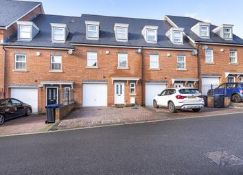 Thumbnail 4 bed town house for sale in Virginia Water, Surrey