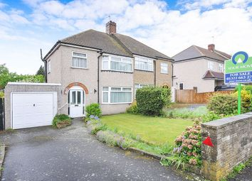 Thumbnail 3 bed semi-detached house for sale in Manse Way, Swanley